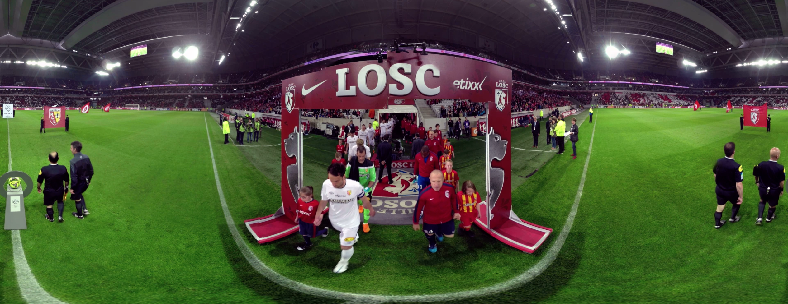 LOSC EXPERIENCE 360