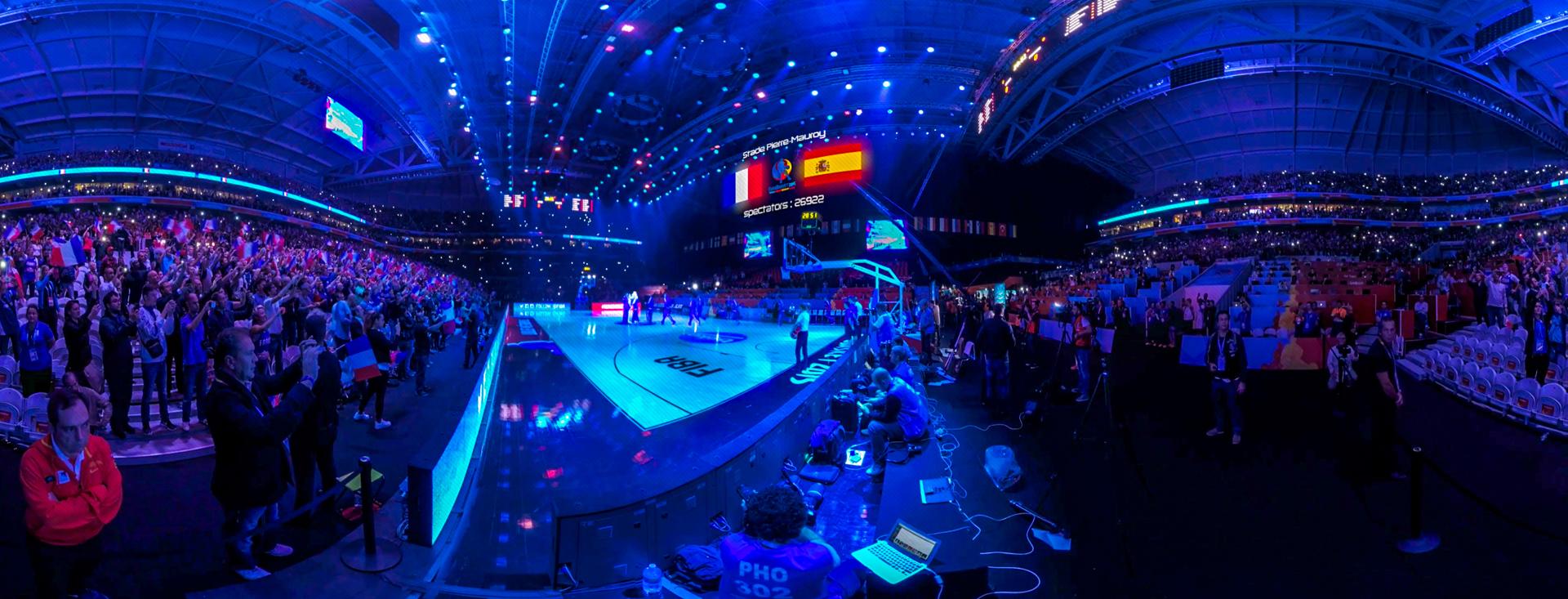EuroBasket 2015 – VR