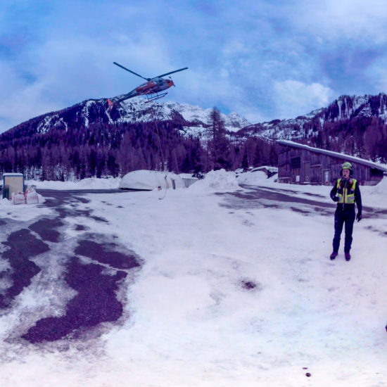 Chamonix en 360°
