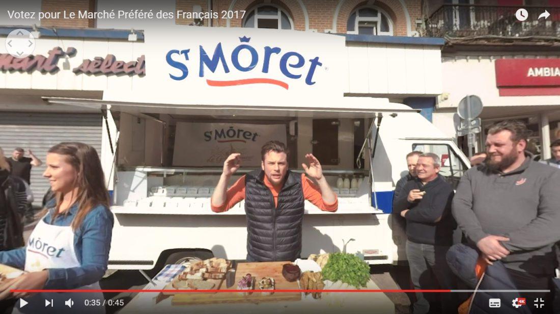 Le marché de wazemmes de Lille en 360°